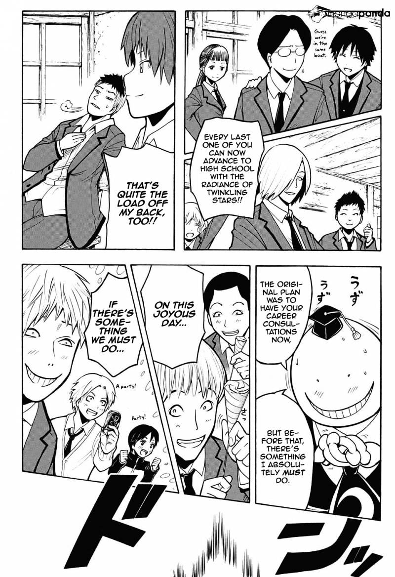 Ansatsu Kyoushitsu Chapter 162  Online Free Manga Read Image 3