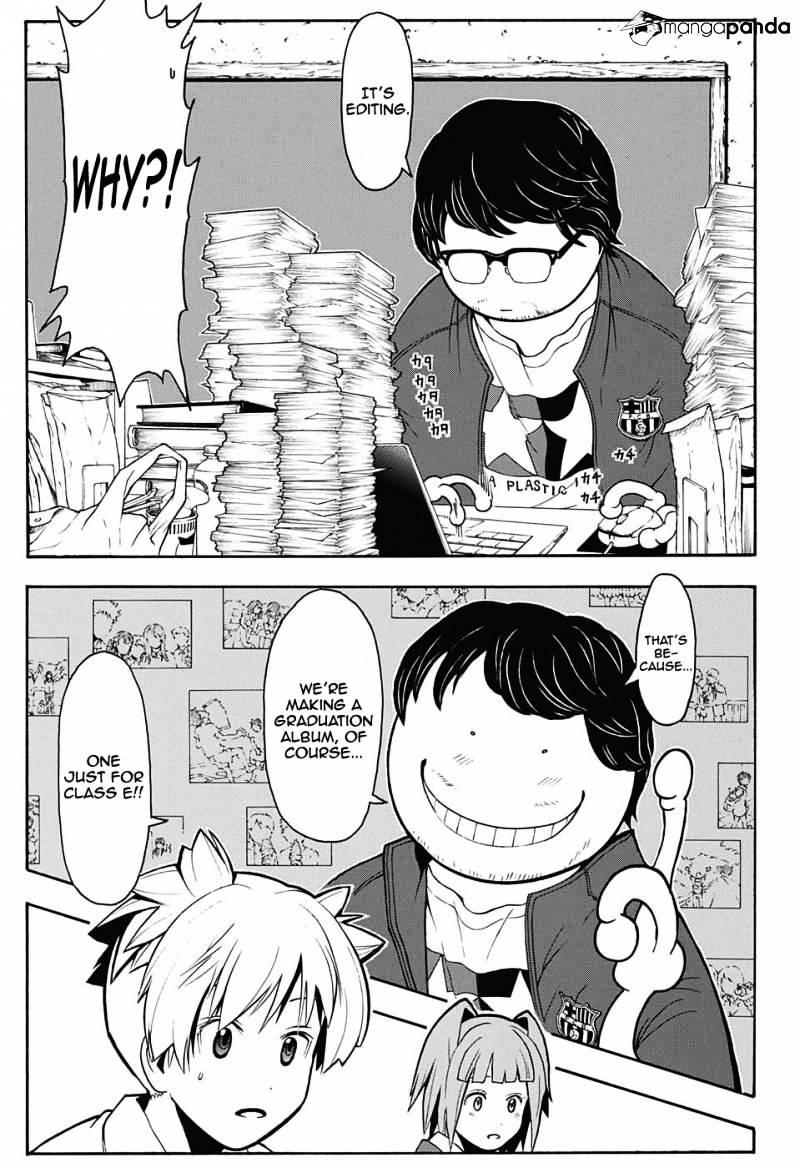 Ansatsu Kyoushitsu Chapter 162  Online Free Manga Read Image 4