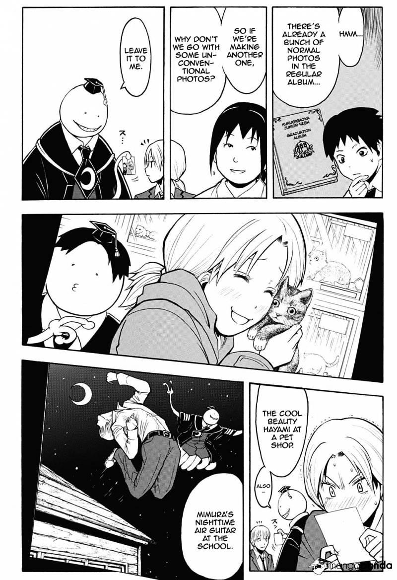 Ansatsu Kyoushitsu Chapter 162  Online Free Manga Read Image 7