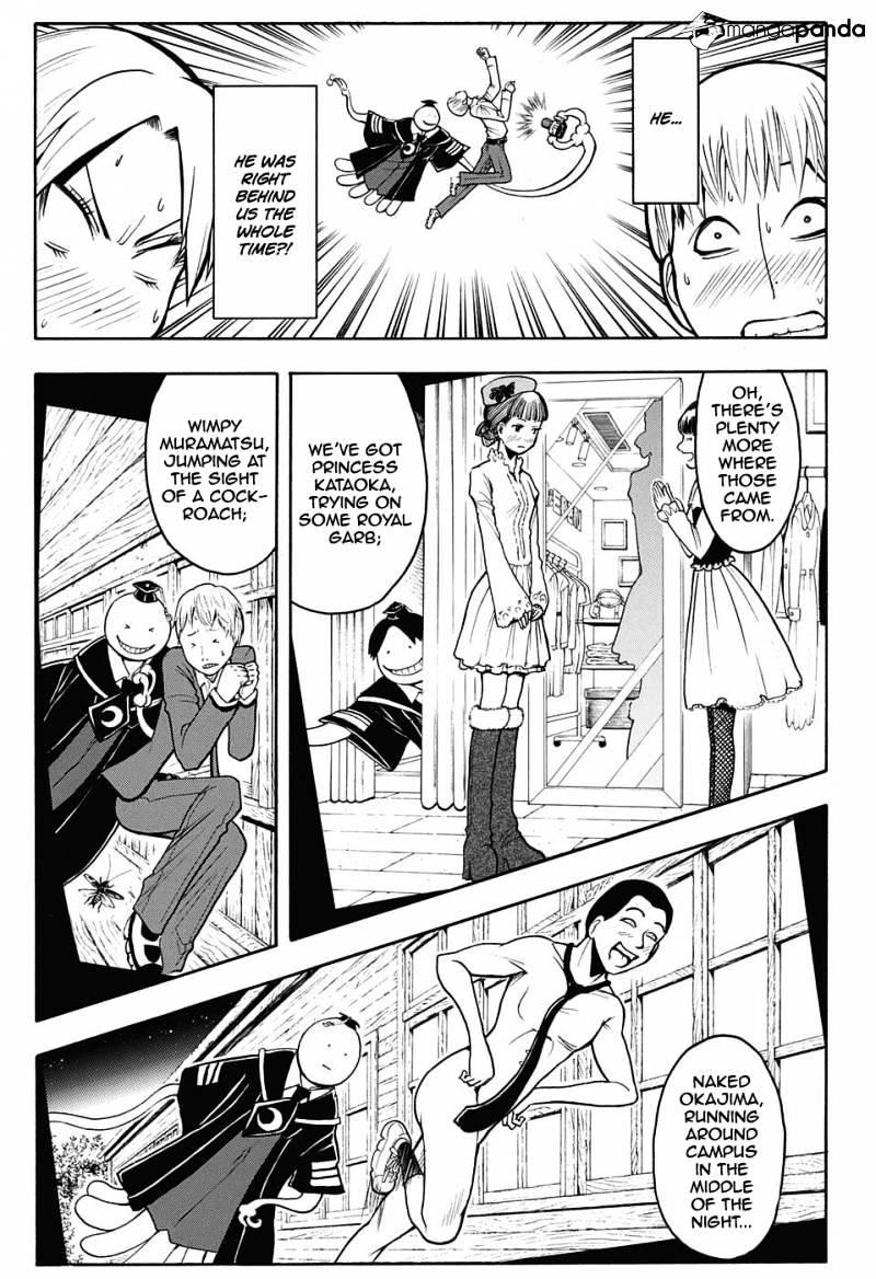 Ansatsu Kyoushitsu Chapter 162  Online Free Manga Read Image 8