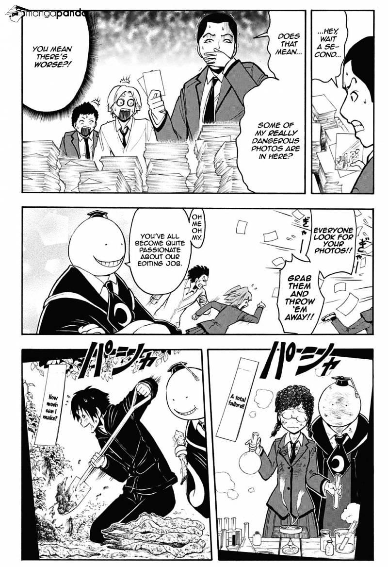 Ansatsu Kyoushitsu Chapter 162  Online Free Manga Read Image 9