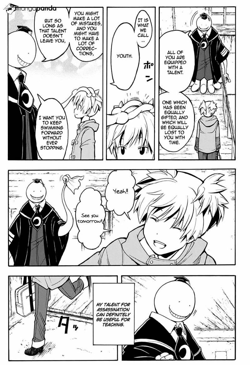 Ansatsu Kyoushitsu Chapter 163  Online Free Manga Read Image 12