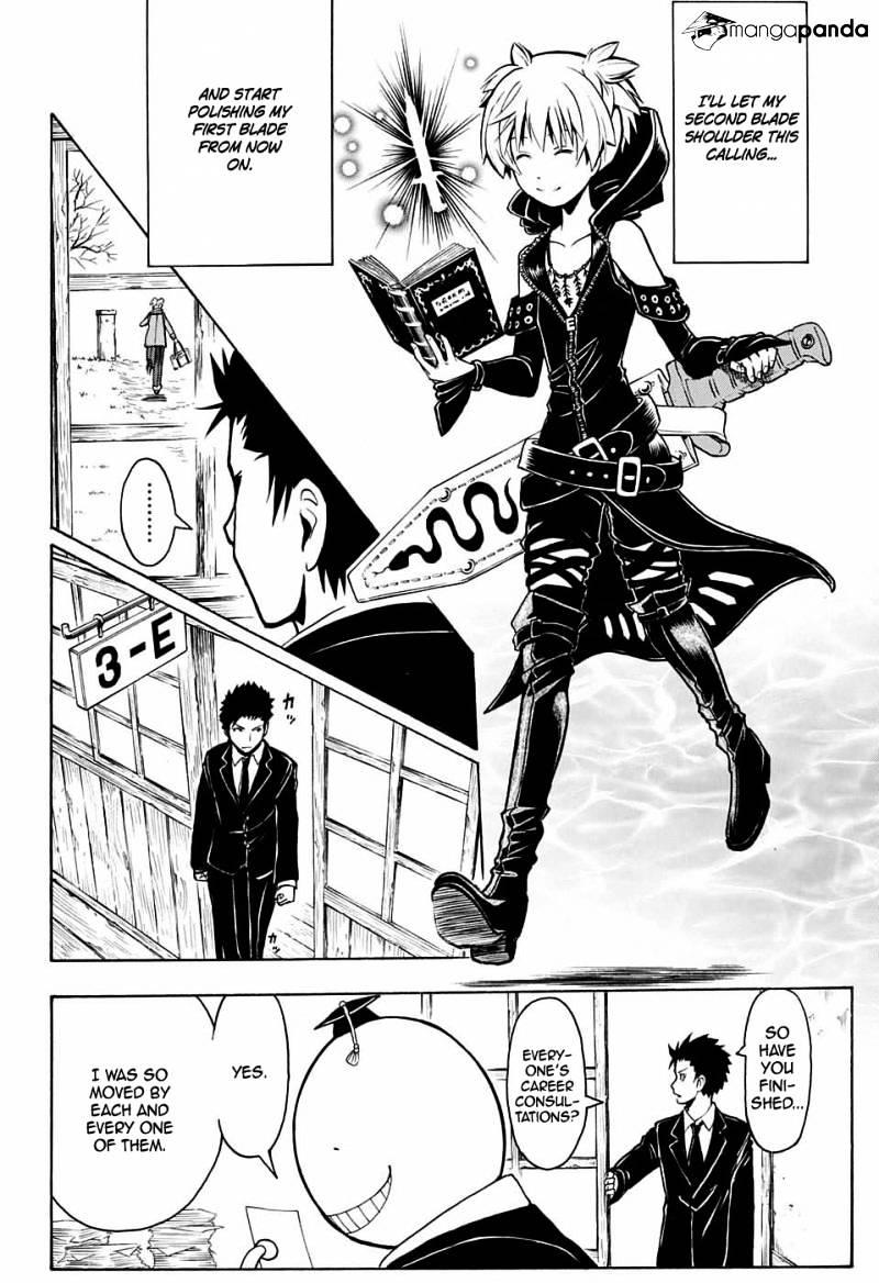 Ansatsu Kyoushitsu Chapter 163  Online Free Manga Read Image 13