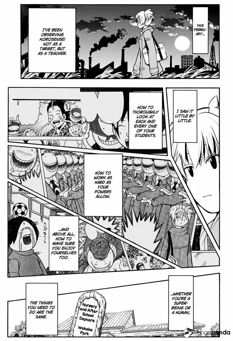 Ansatsu Kyoushitsu Chapter 163  Online Free Manga Read Image 4