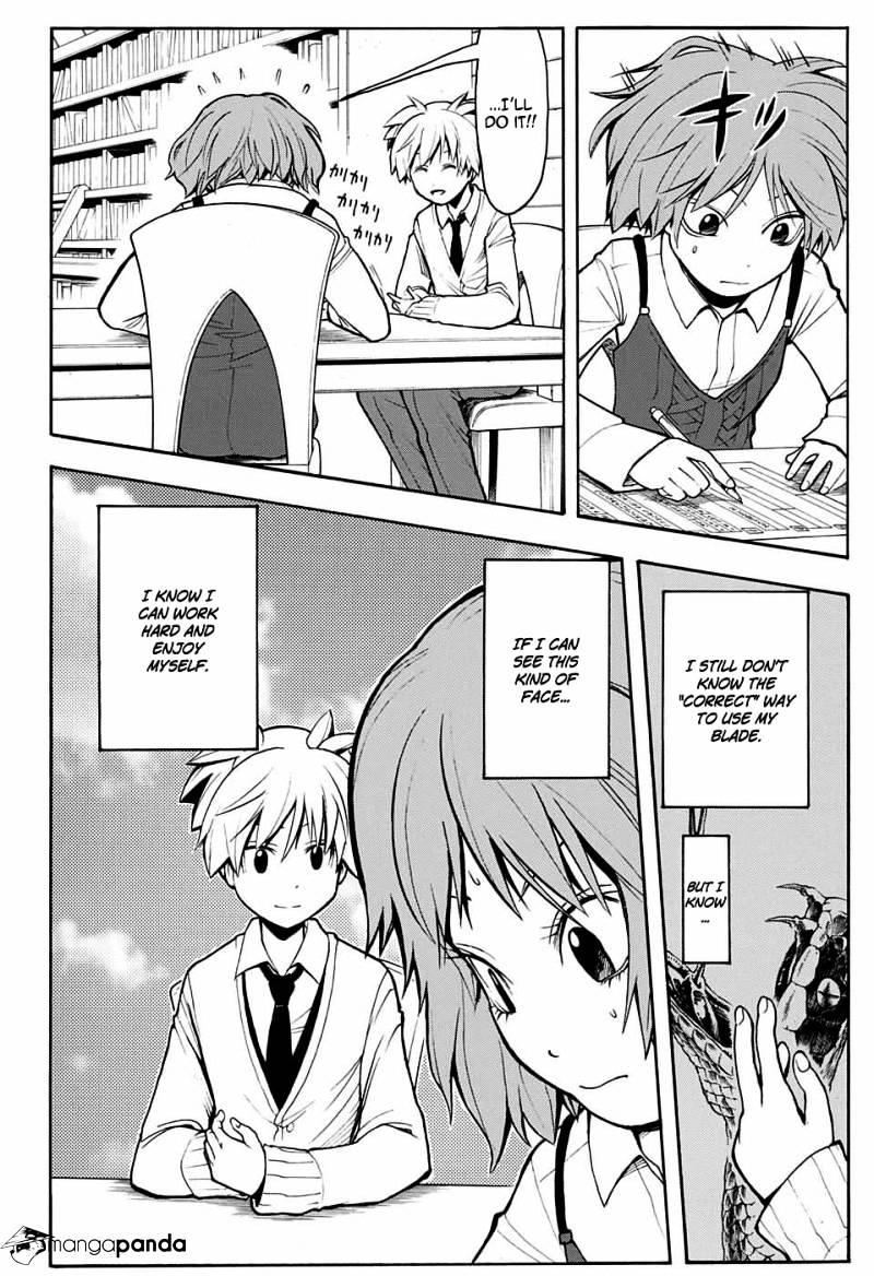 Ansatsu Kyoushitsu Chapter 163  Online Free Manga Read Image 9