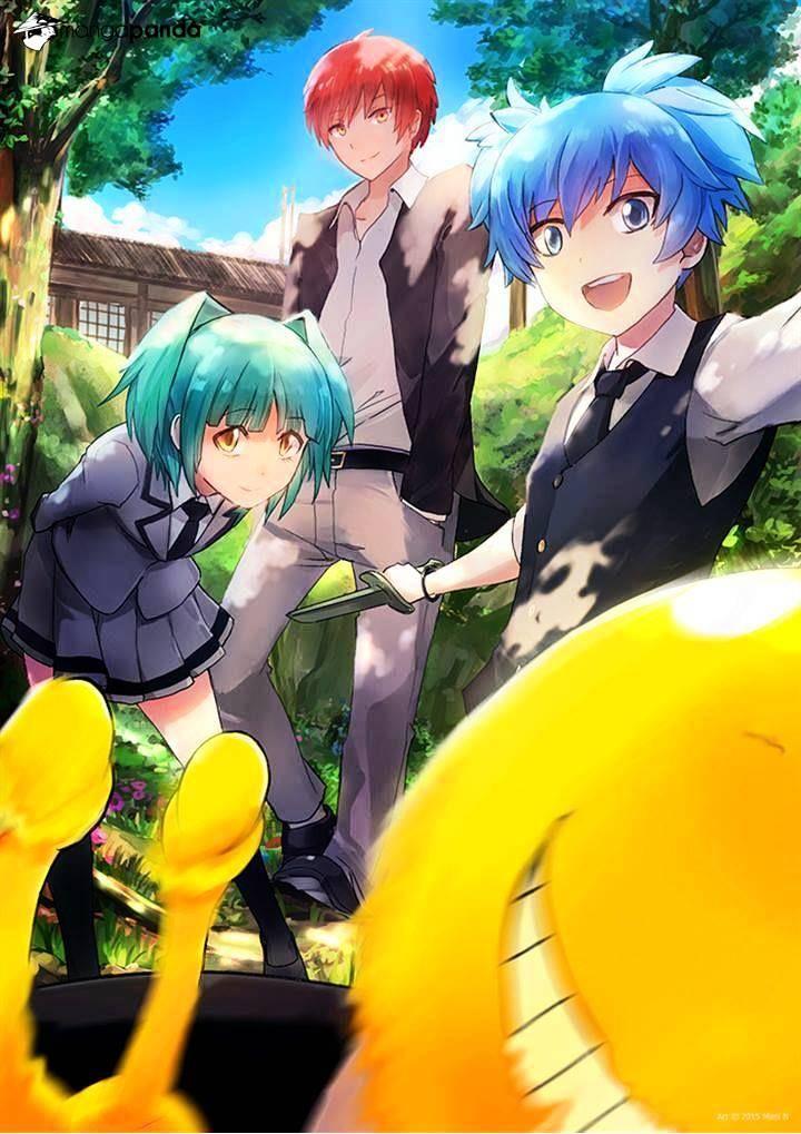 Ansatsu Kyoushitsu Chapter 164  Online Free Manga Read Image 2