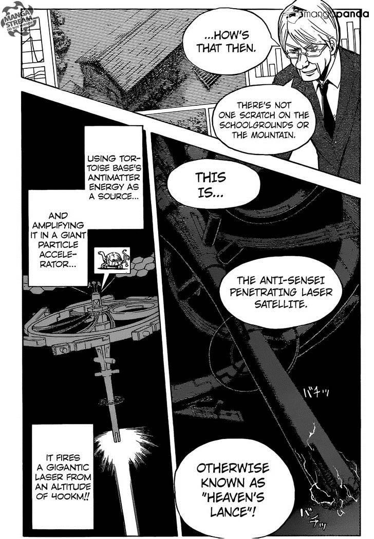 Ansatsu Kyoushitsu Chapter 164  Online Free Manga Read Image 3