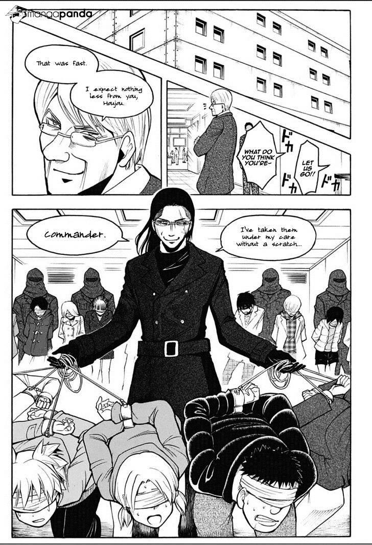 Ansatsu Kyoushitsu Chapter 165  Online Free Manga Read Image 14