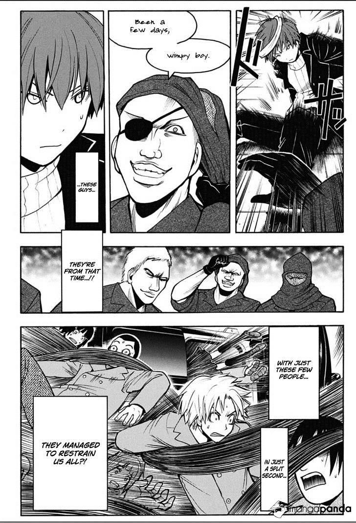 Ansatsu Kyoushitsu Chapter 165  Online Free Manga Read Image 15