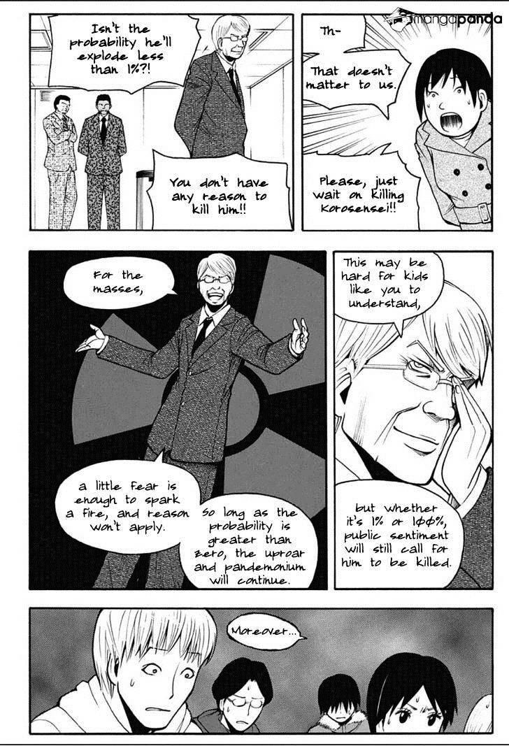 Ansatsu Kyoushitsu Chapter 165  Online Free Manga Read Image 17