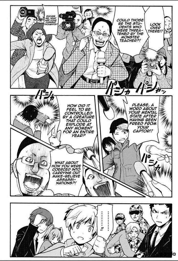 Ansatsu Kyoushitsu Chapter 165  Online Free Manga Read Image 5