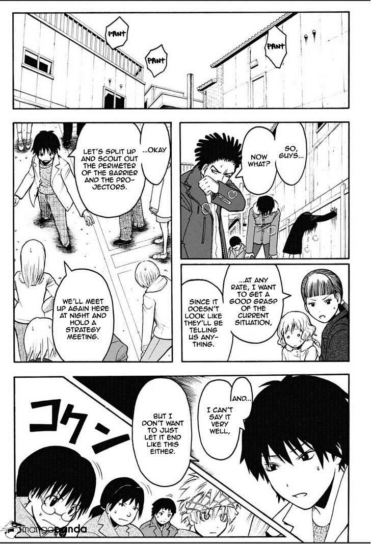 Ansatsu Kyoushitsu Chapter 165  Online Free Manga Read Image 8