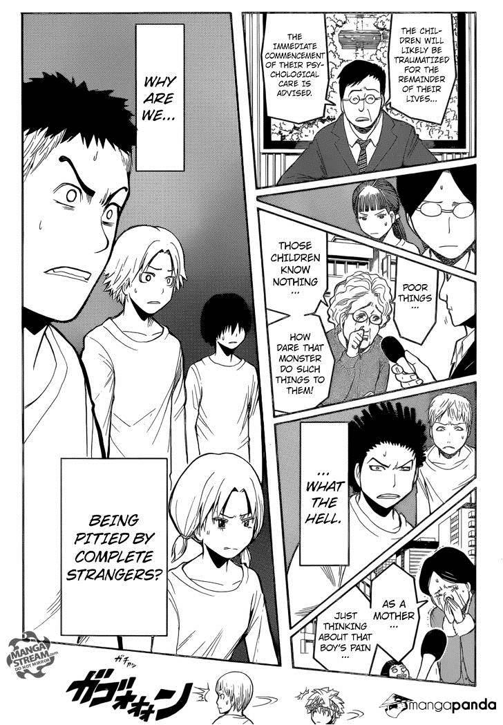 Ansatsu Kyoushitsu Chapter 166  Online Free Manga Read Image 10