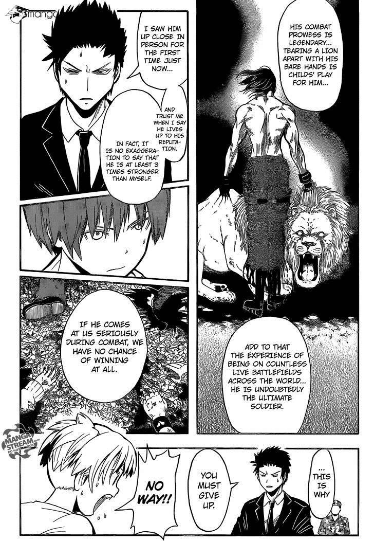Ansatsu Kyoushitsu Chapter 166  Online Free Manga Read Image 14