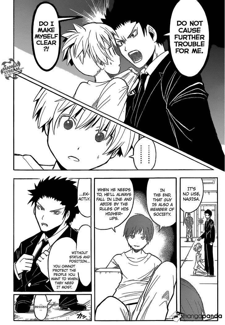 Ansatsu Kyoushitsu Chapter 166  Online Free Manga Read Image 16