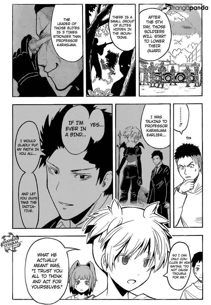 Ansatsu Kyoushitsu Chapter 166  Online Free Manga Read Image 18