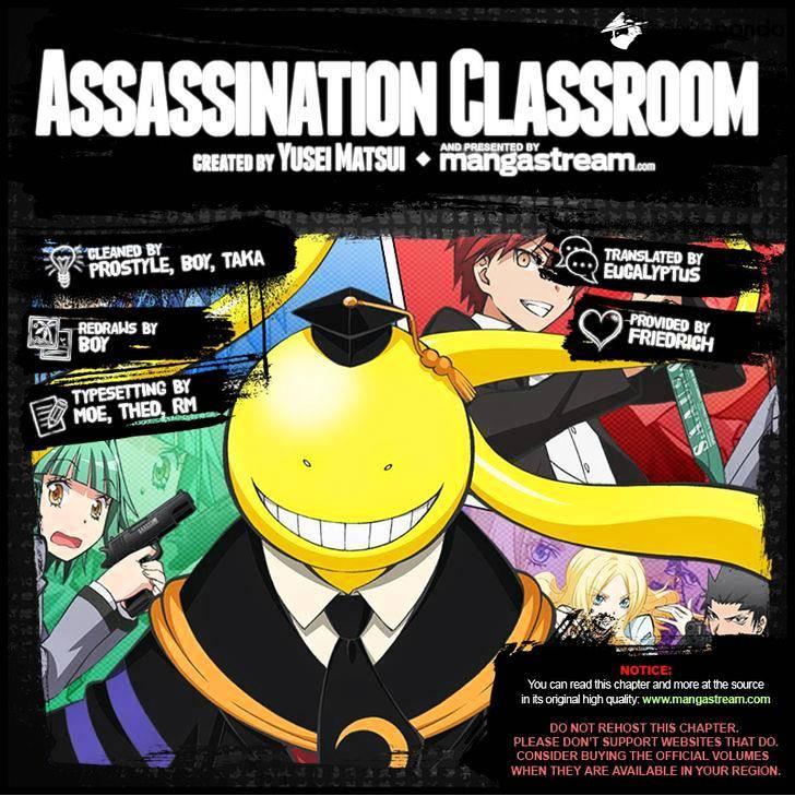 Ansatsu Kyoushitsu Chapter 166  Online Free Manga Read Image 2