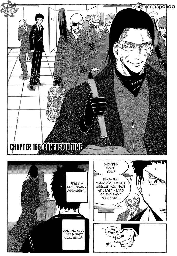 Ansatsu Kyoushitsu Chapter 166  Online Free Manga Read Image 4