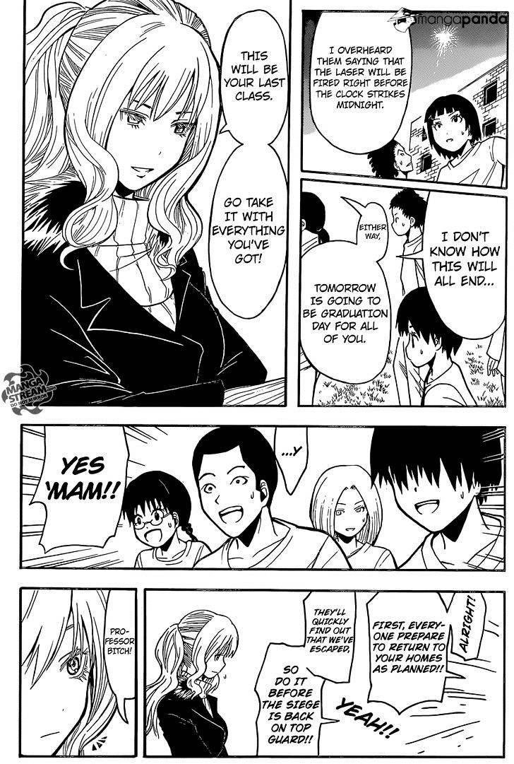 Ansatsu Kyoushitsu Chapter 167  Online Free Manga Read Image 13