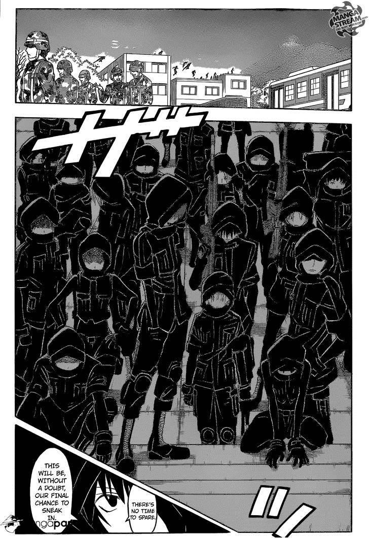Ansatsu Kyoushitsu Chapter 167  Online Free Manga Read Image 19