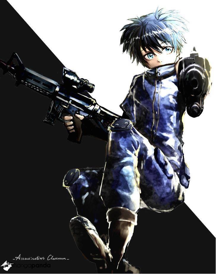 Ansatsu Kyoushitsu Chapter 167  Online Free Manga Read Image 22
