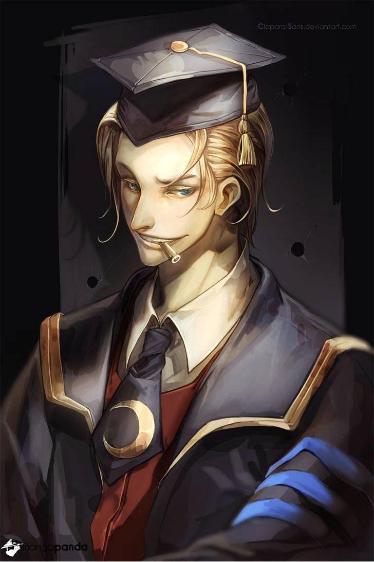 Ansatsu Kyoushitsu Chapter 167  Online Free Manga Read Image 3