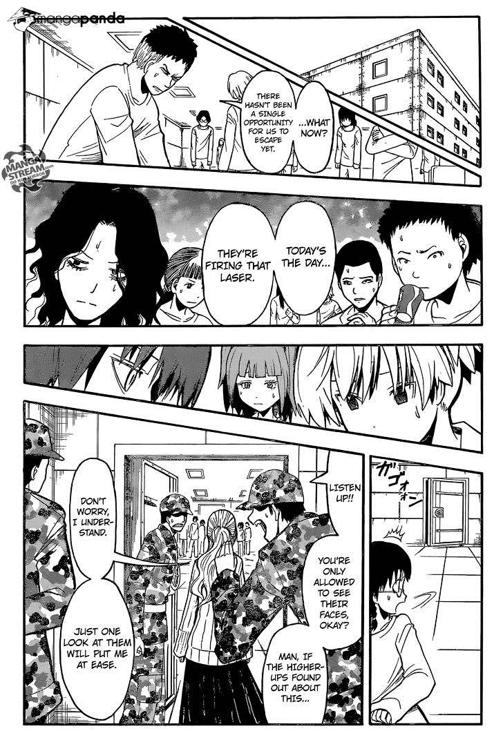 Ansatsu Kyoushitsu Chapter 167  Online Free Manga Read Image 8