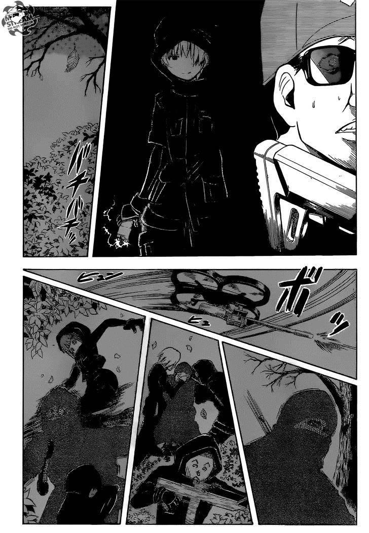 Ansatsu Kyoushitsu Chapter 168  Online Free Manga Read Image 15