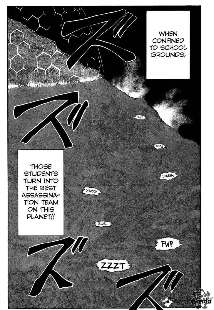 Ansatsu Kyoushitsu Chapter 168  Online Free Manga Read Image 16