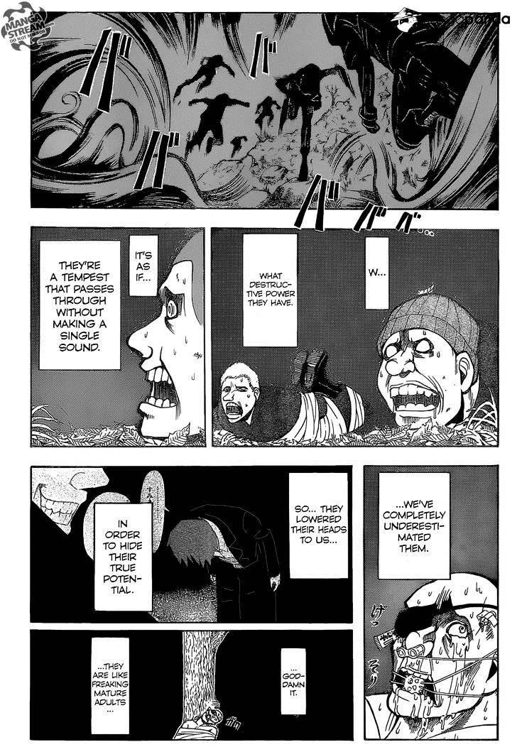 Ansatsu Kyoushitsu Chapter 168  Online Free Manga Read Image 17