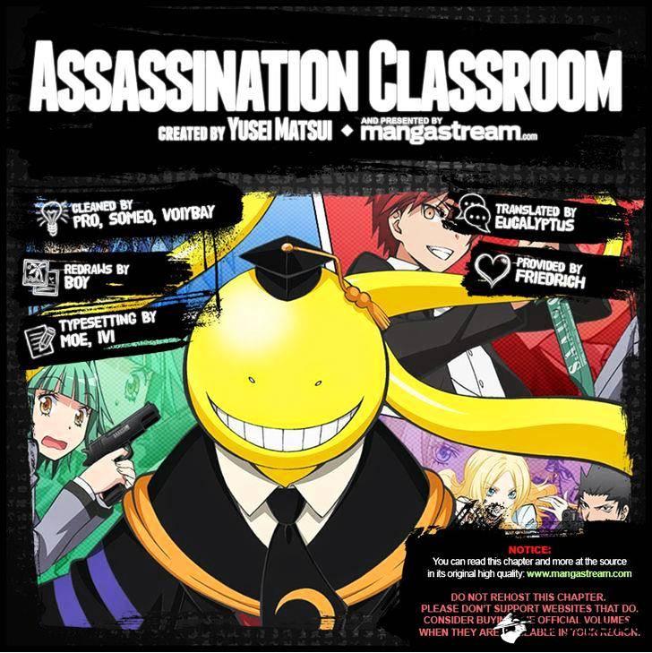 Ansatsu Kyoushitsu Chapter 168  Online Free Manga Read Image 2
