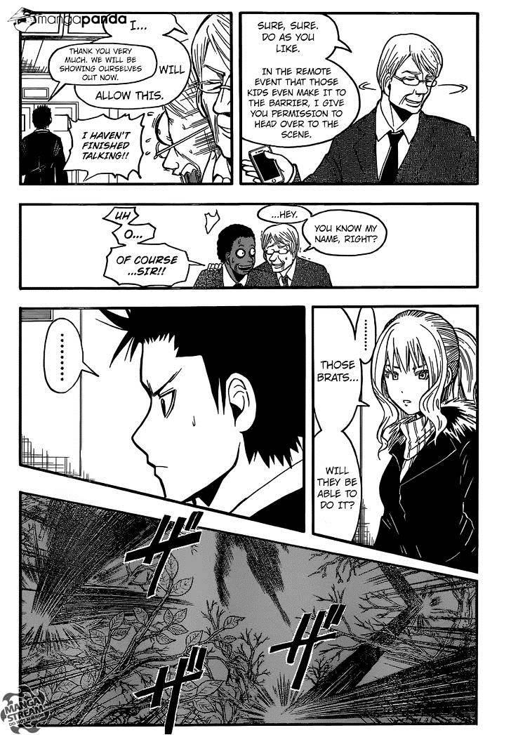 Ansatsu Kyoushitsu Chapter 168  Online Free Manga Read Image 4