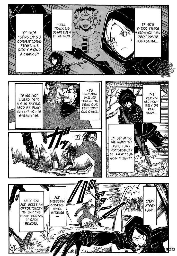 Ansatsu Kyoushitsu Chapter 169  Online Free Manga Read Image 10