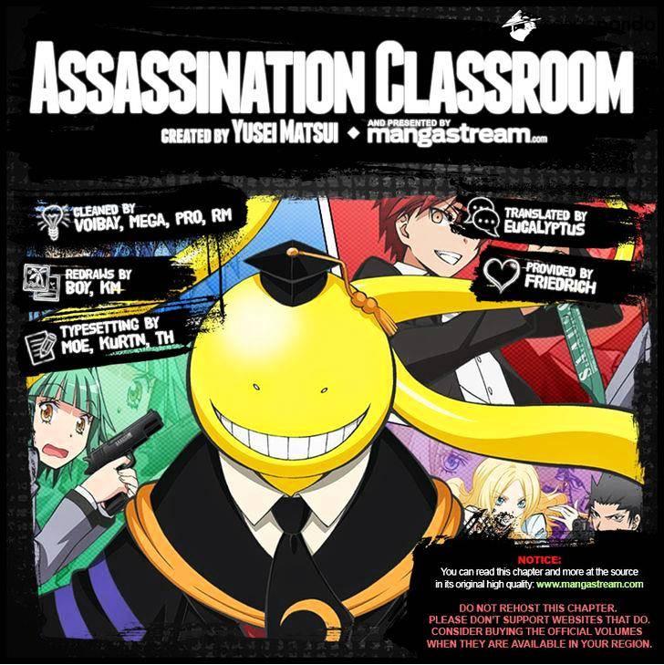 Ansatsu Kyoushitsu Chapter 169  Online Free Manga Read Image 2