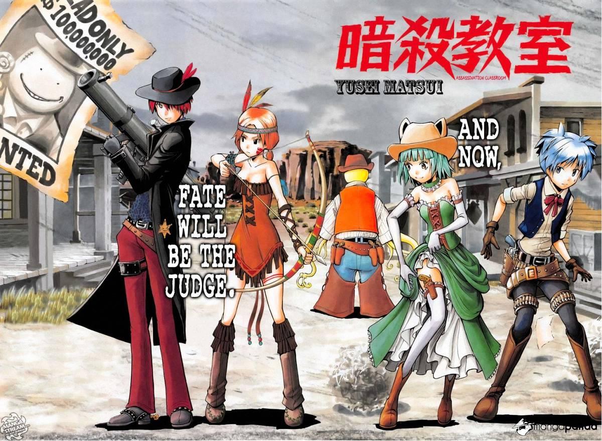 Ansatsu Kyoushitsu Chapter 169  Online Free Manga Read Image 3