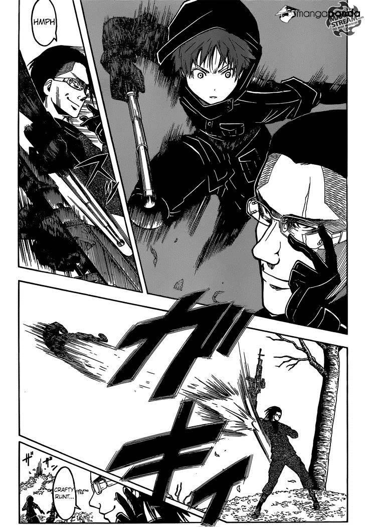 Ansatsu Kyoushitsu Chapter 169  Online Free Manga Read Image 6