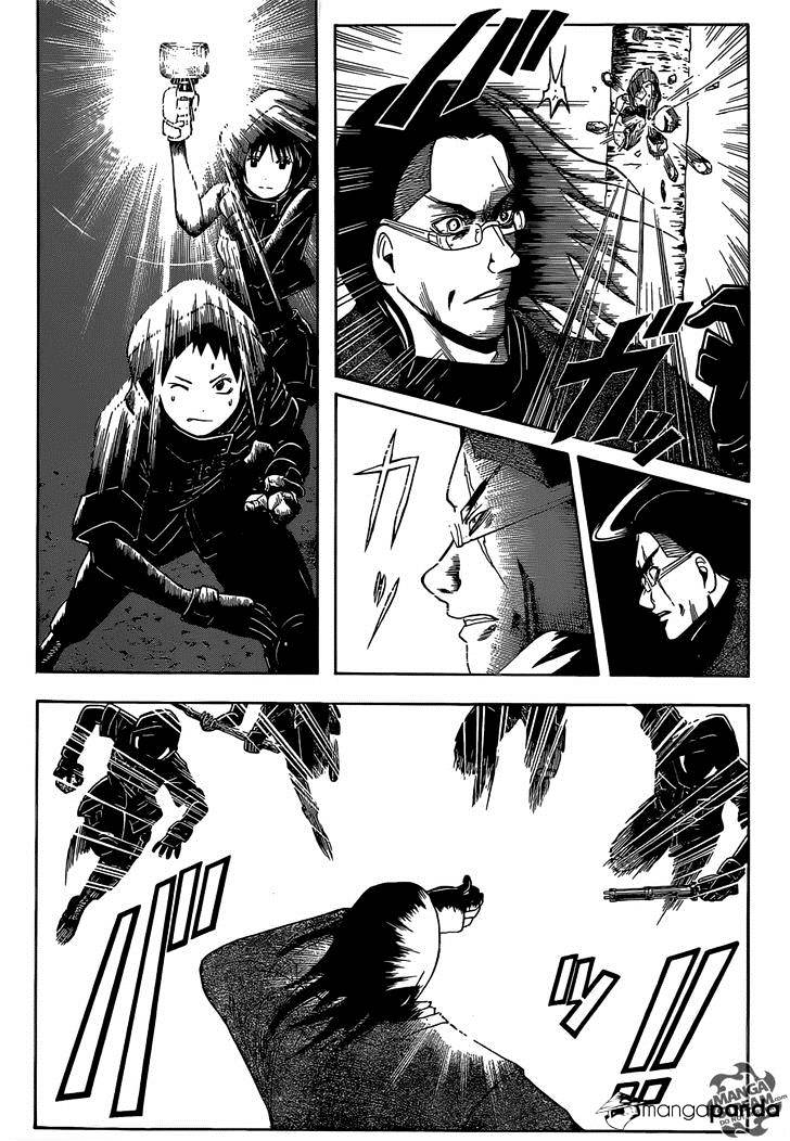 Ansatsu Kyoushitsu Chapter 169  Online Free Manga Read Image 7