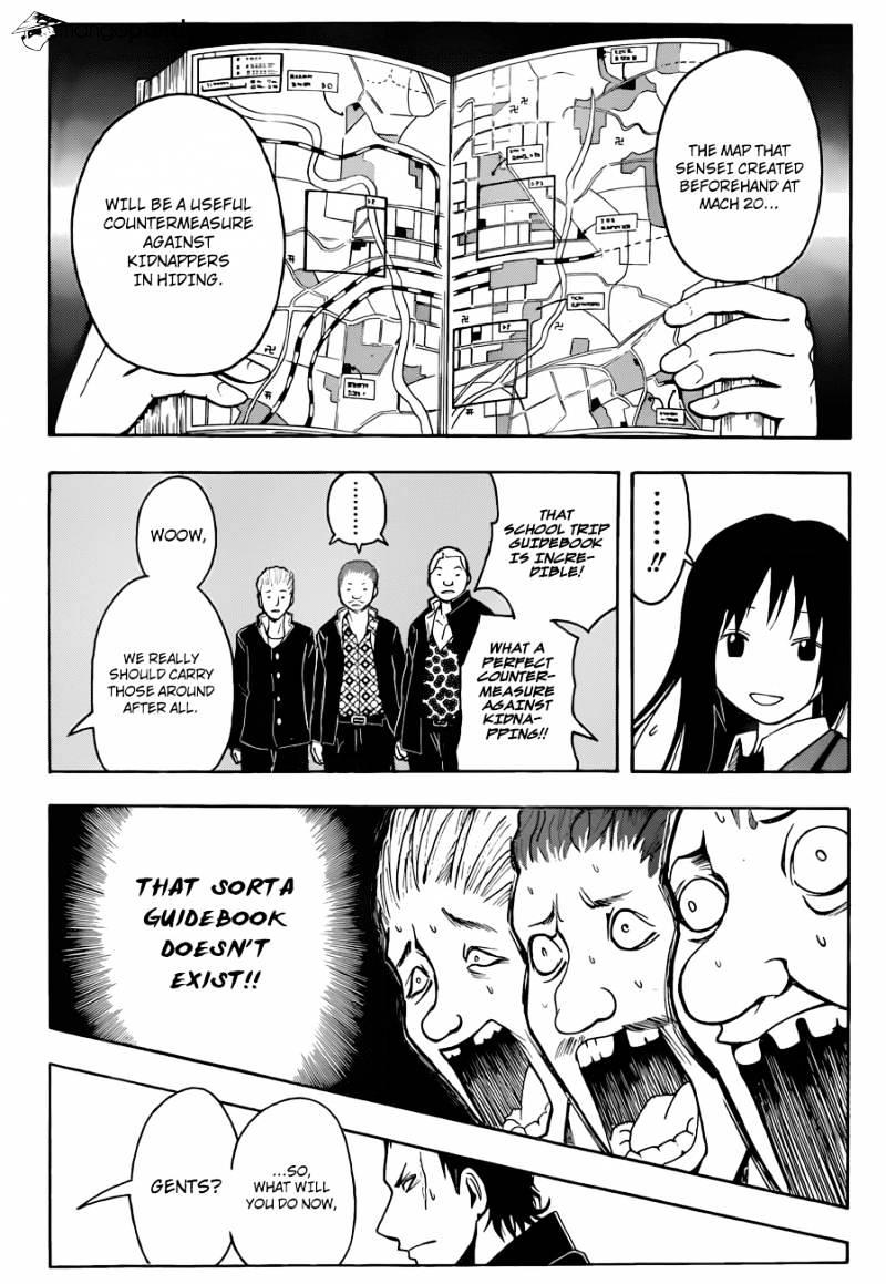 Ansatsu Kyoushitsu Chapter 17  Online Free Manga Read Image 14