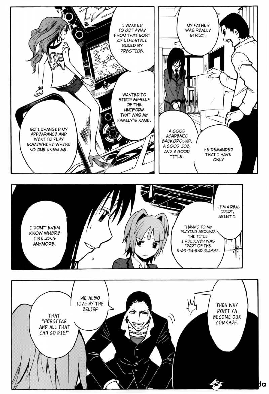 Ansatsu Kyoushitsu Chapter 17  Online Free Manga Read Image 8