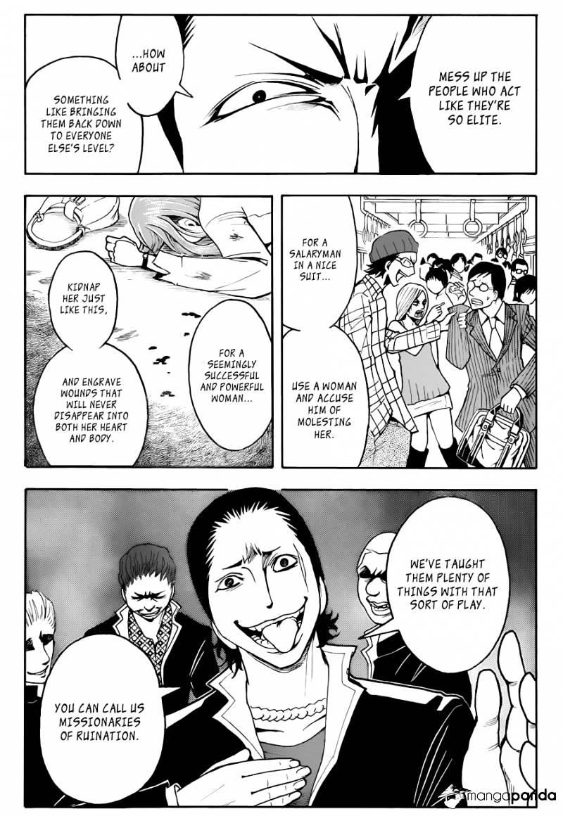 Ansatsu Kyoushitsu Chapter 17  Online Free Manga Read Image 9