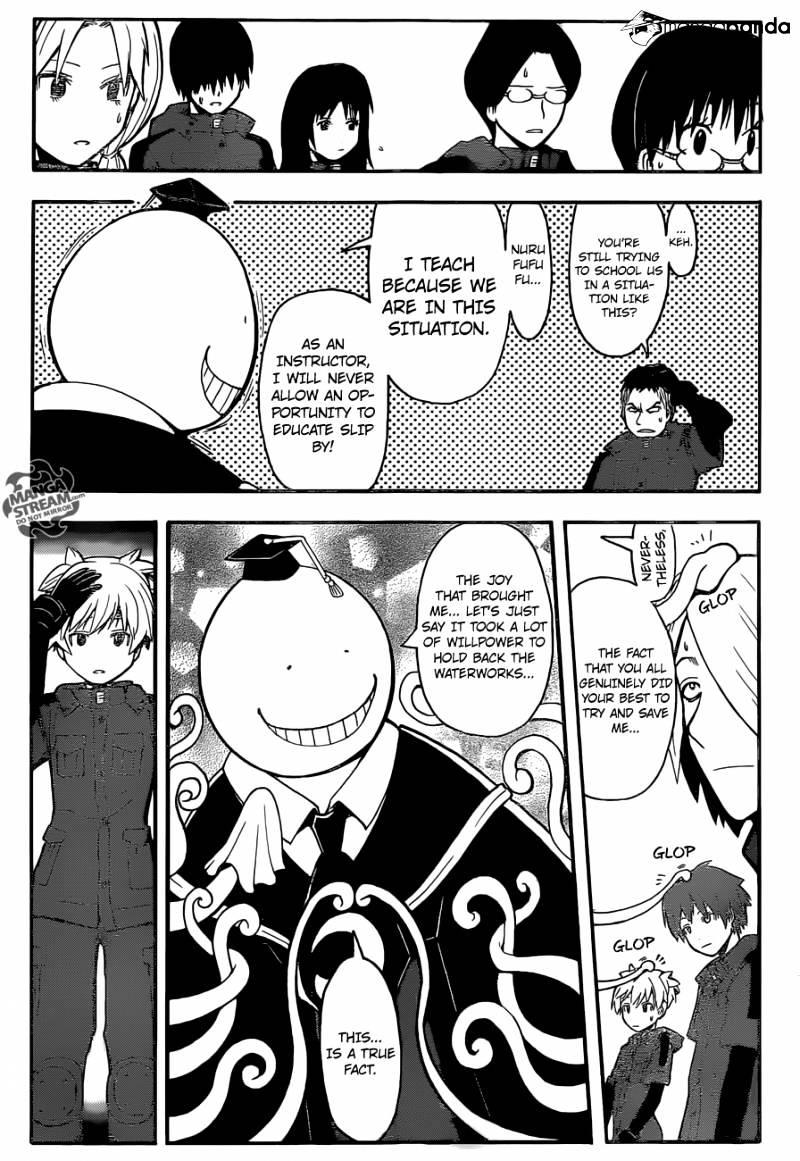 Ansatsu Kyoushitsu Chapter 170  Online Free Manga Read Image 11