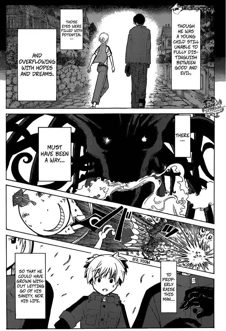 Ansatsu Kyoushitsu Chapter 172  Online Free Manga Read Image 11