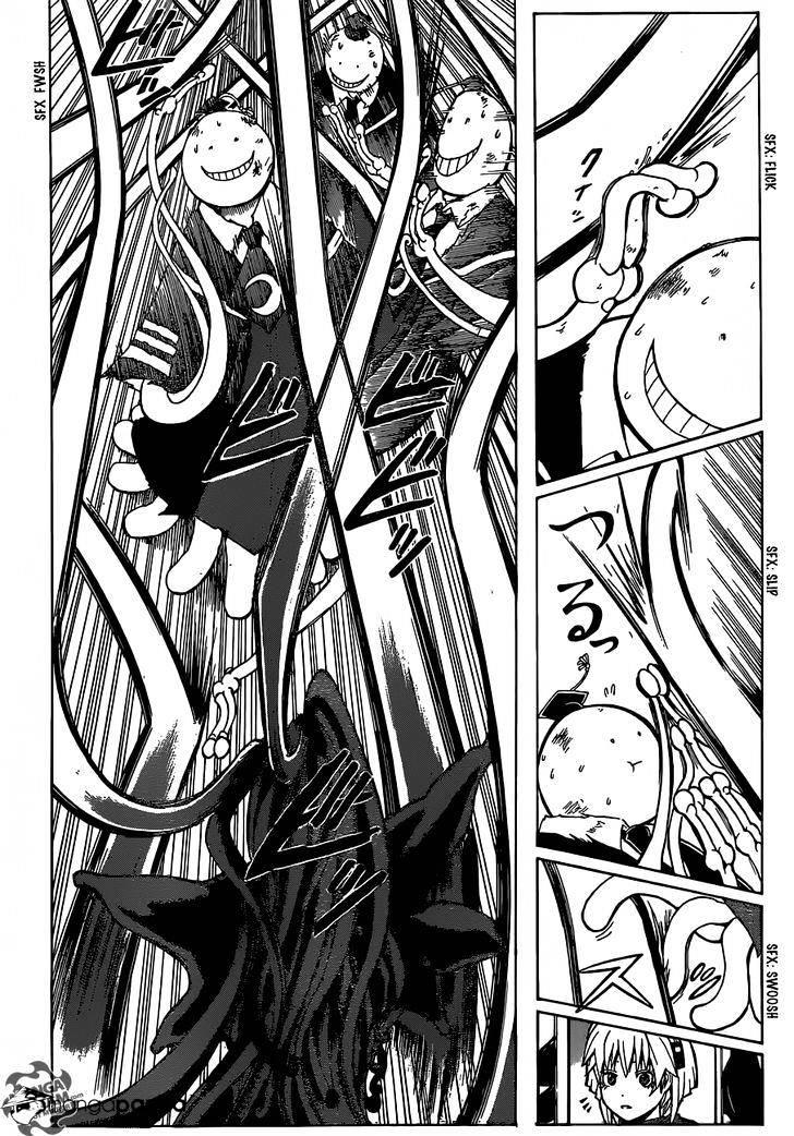 Ansatsu Kyoushitsu Chapter 172  Online Free Manga Read Image 14
