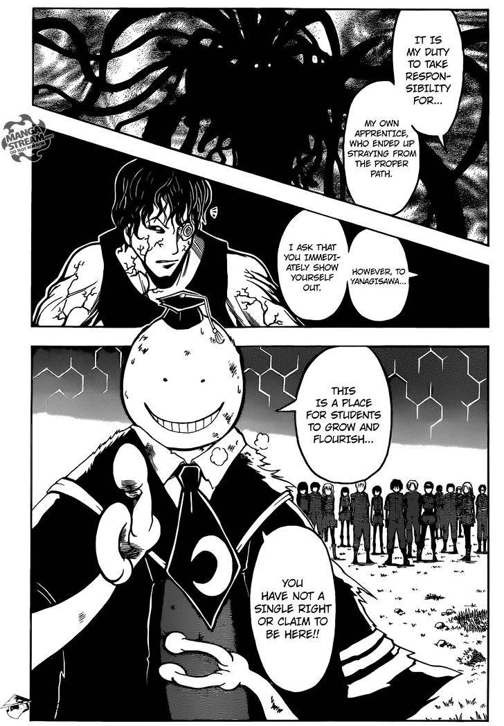 Ansatsu Kyoushitsu Chapter 172  Online Free Manga Read Image 18