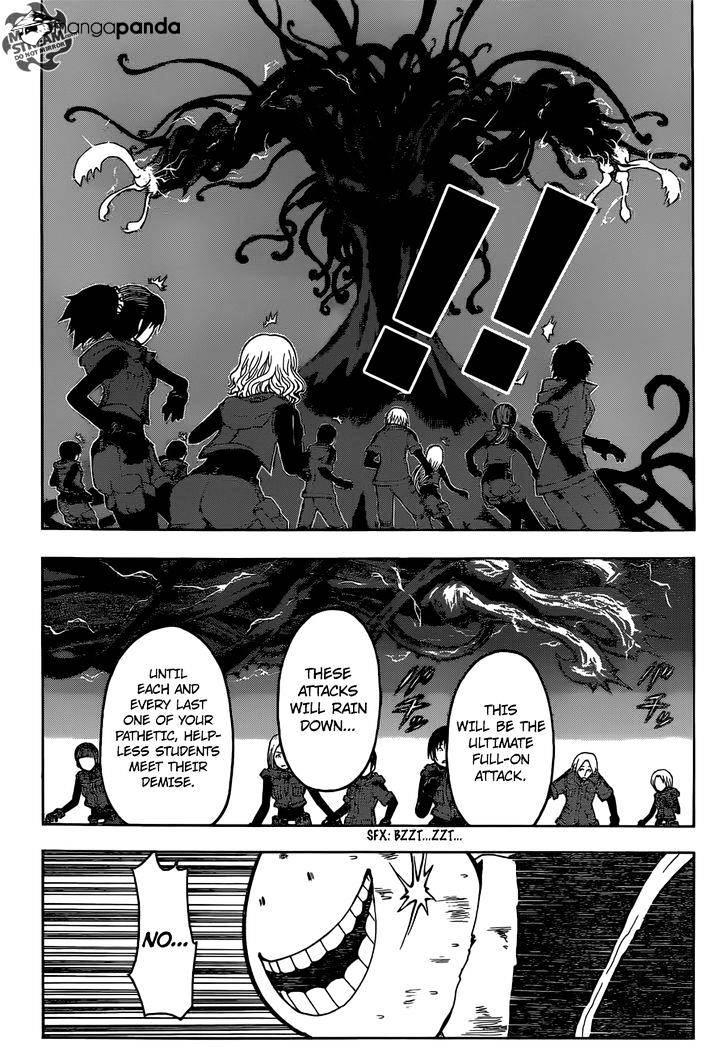 Ansatsu Kyoushitsu Chapter 172  Online Free Manga Read Image 20