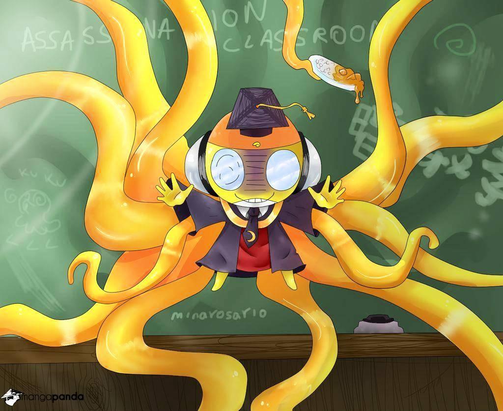 Ansatsu Kyoushitsu Chapter 172  Online Free Manga Read Image 3