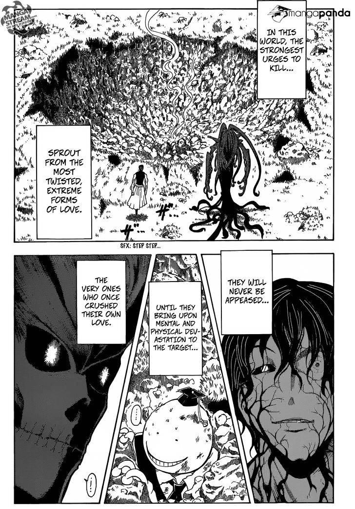 Ansatsu Kyoushitsu Chapter 172  Online Free Manga Read Image 9