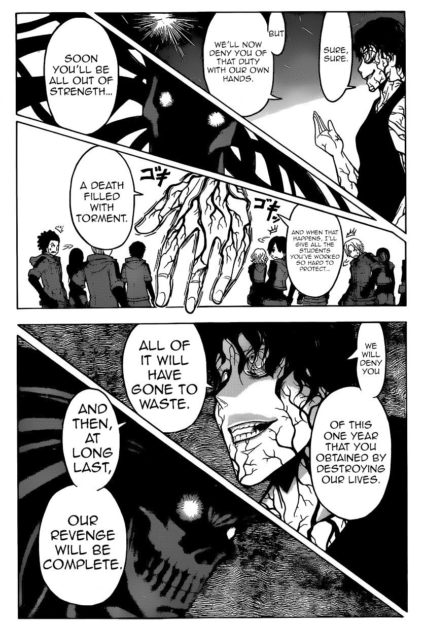 Ansatsu Kyoushitsu Chapter 173  Online Free Manga Read Image 11