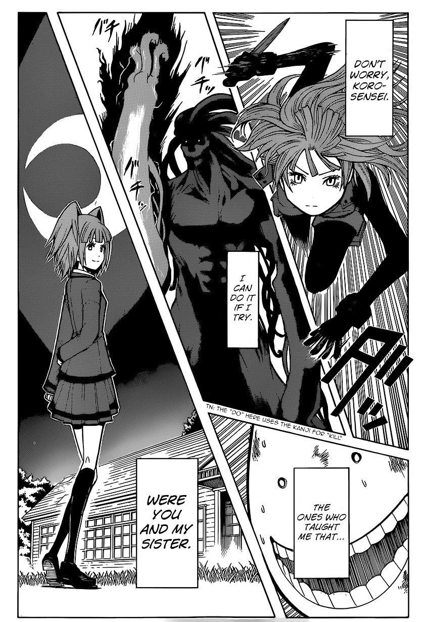 Ansatsu Kyoushitsu Chapter 173  Online Free Manga Read Image 16