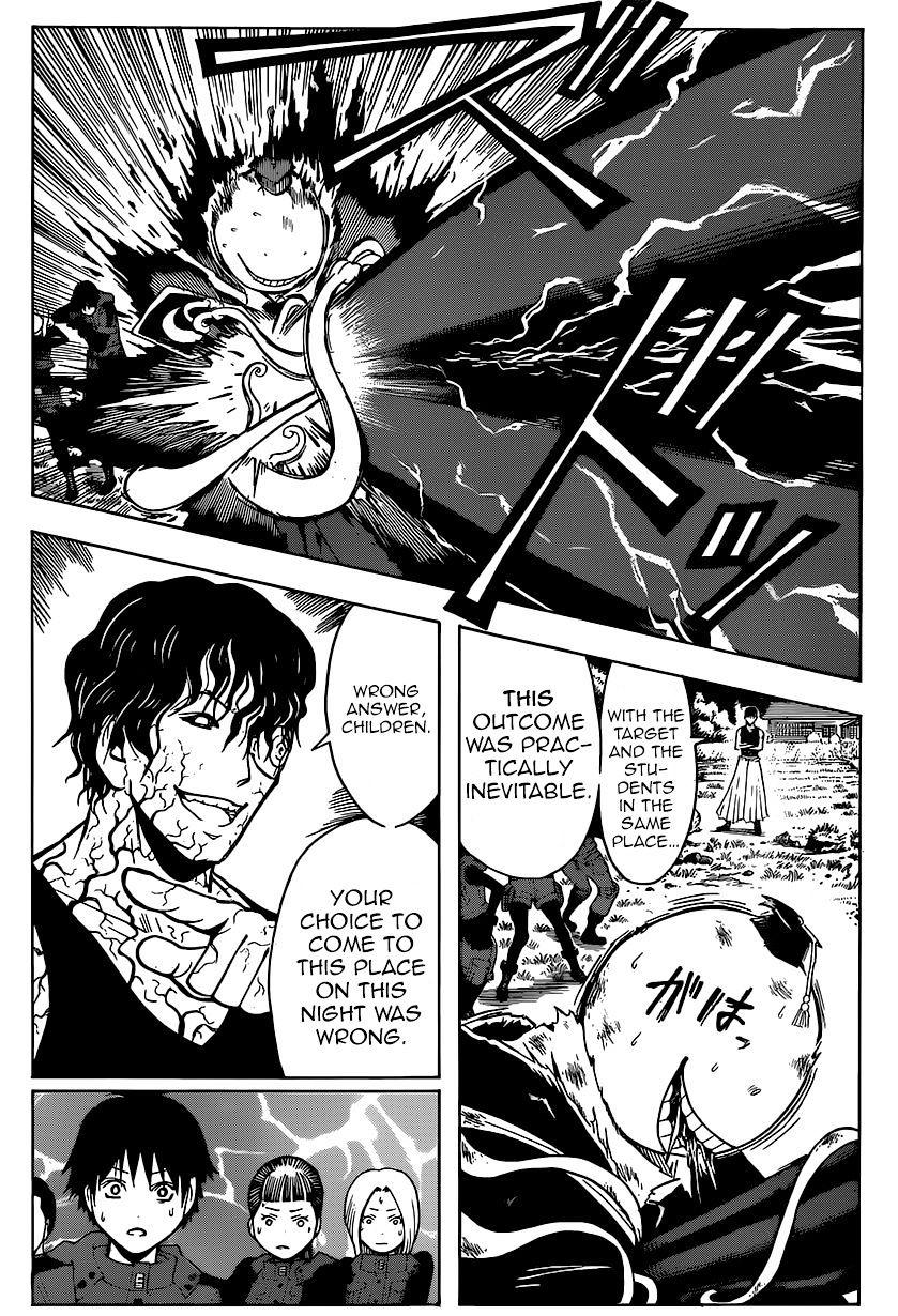 Ansatsu Kyoushitsu Chapter 173  Online Free Manga Read Image 6